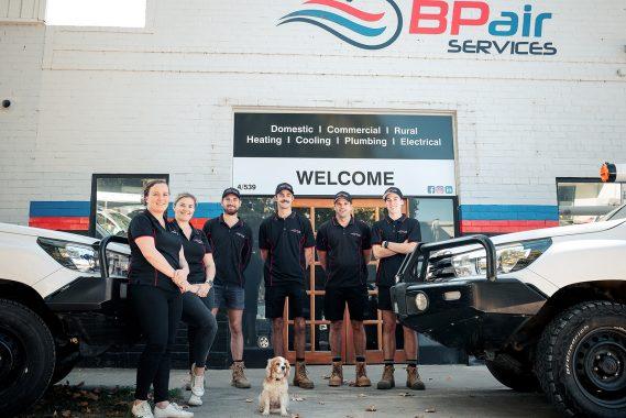 BP Air Services Staff bpairservices.com.au